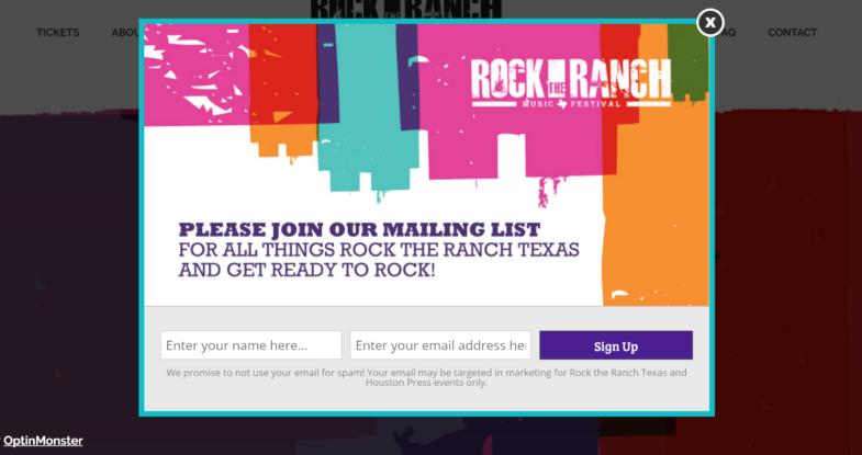 Rock the Ranch TX Popup e1491574527598