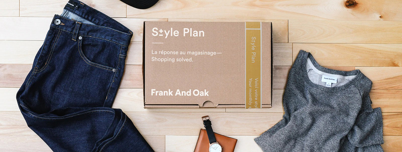 Frank+Oak's Style Plan: A Customer Experience Teardown